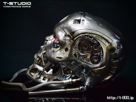 T-800 Static model version T2