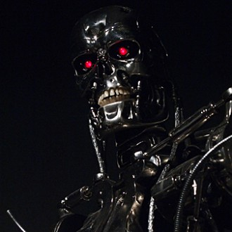 1:2 scale T-800 ENDOSKELETON HOLLYWOOD COLLECTOR'S GALLERY
