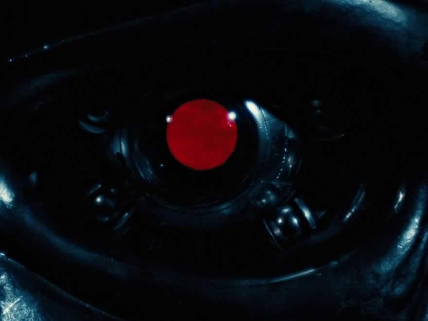 T1版T-800の眼球レンズ