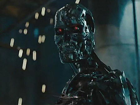 Endoskeleton CG from T4