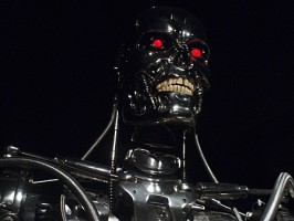 1:1 scale T-800 ENDOSKELETON SIDESHOW COLLECTIBLES