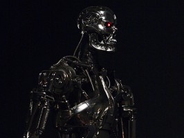 1:4 scale T-800 ENDOSKELETON SIDESHOW COLLECTIBLES