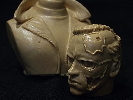 1:6 scale DAMAGE HEAD SCOOP