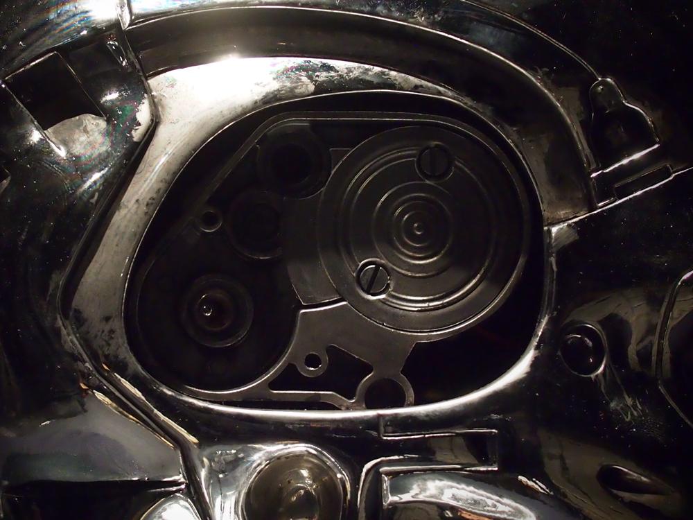ターミネーター2のプロップ(エンドスカル)のレプリカ