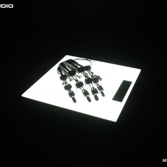 The Terminator Endoarm Hand Prop Replica #005
