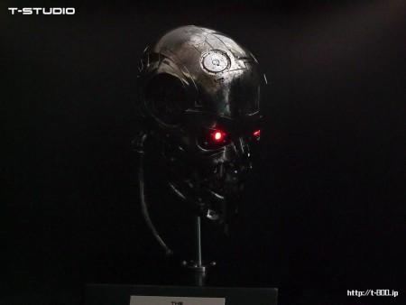 Poseable Skull ver. T2 013