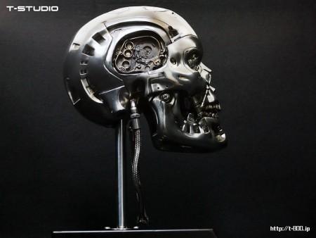 Poseable Skull ver. T1