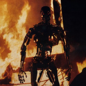 T1 T-800 Endoskeleton