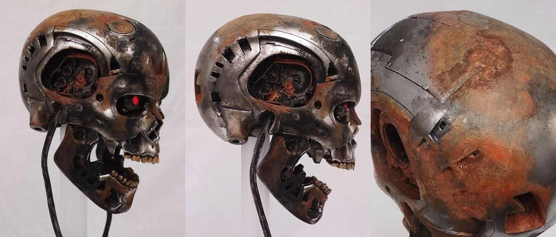 Terminator 3 (T3) PROP REPLICA T-850