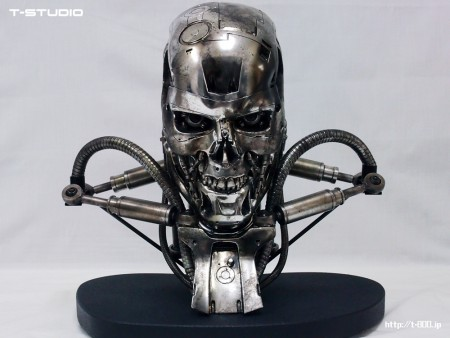 terminator2 prop replica t-studio