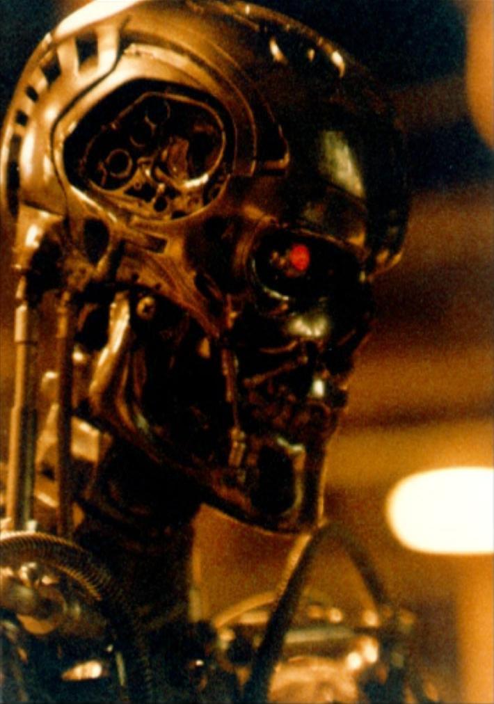 the terminator endoskeleton factory chase #005