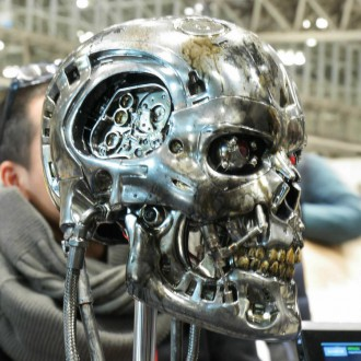 Animatronic Skull ver. T2