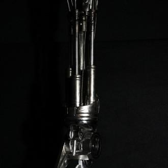 T2 エンドアーム アルミ削り出し台座 01