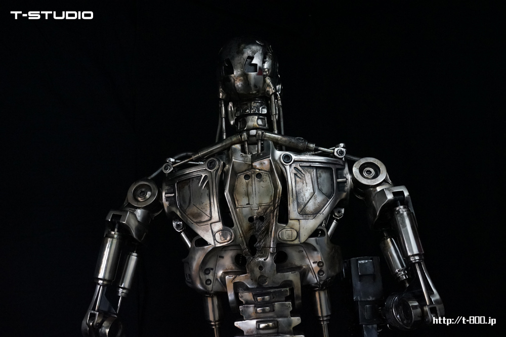 SIDESHOW LIFESIZE Endoskeleton
