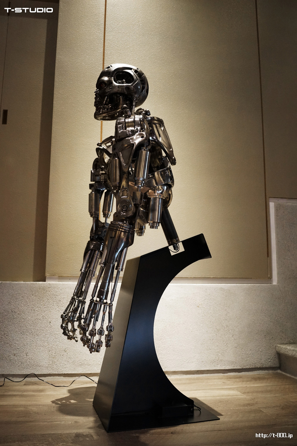 Endoskeleton UPPER TORSO