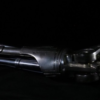 T-STUDIO T1 arm 1984 prop replica