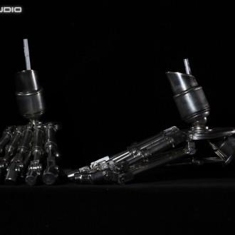 terminator endofoot 1984 endoskeleton