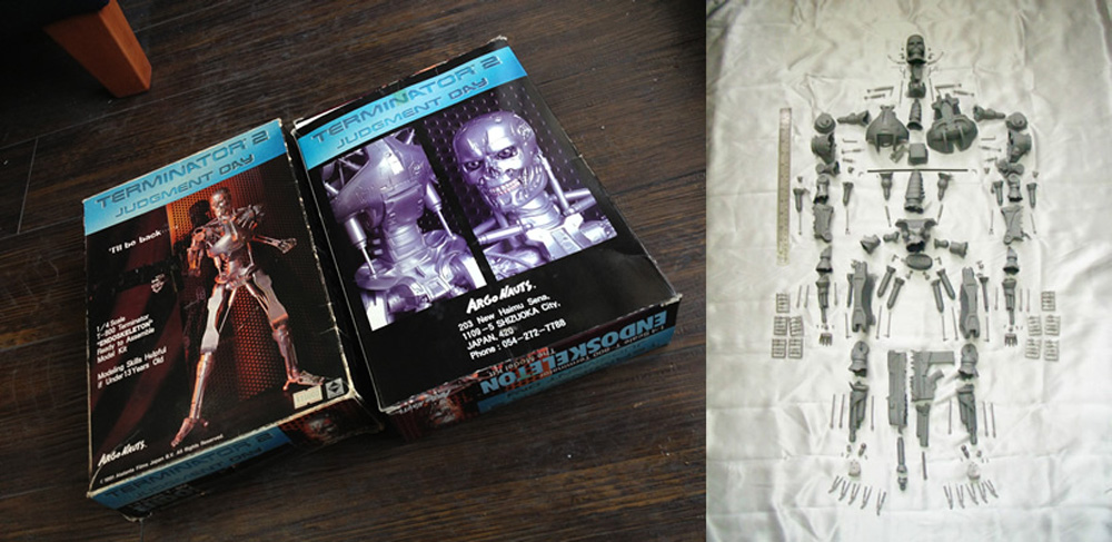 Argonauts Endoskeleton