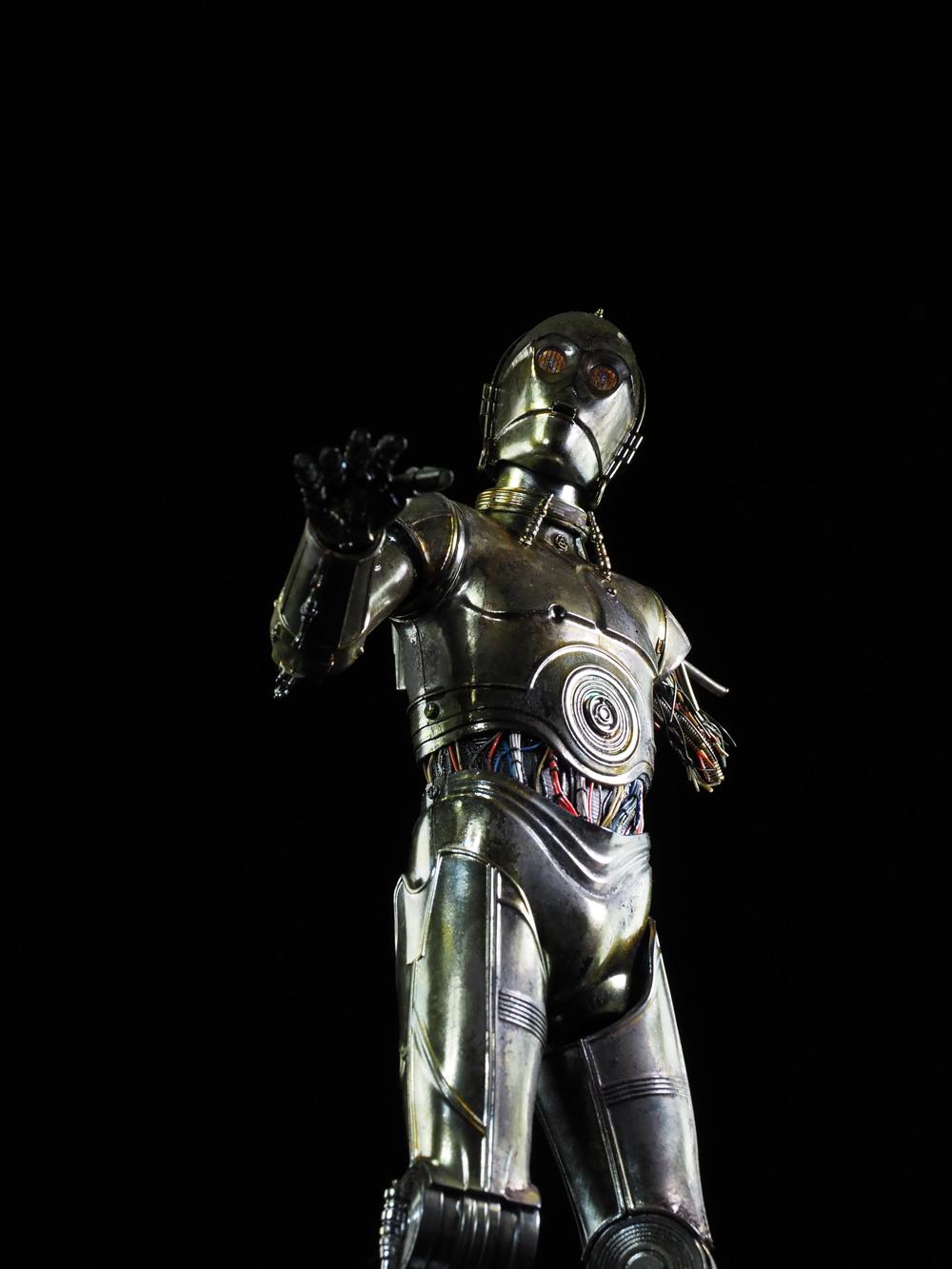 SIDESHOW C-3PO