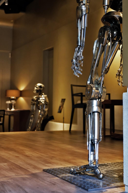 Endoskeleton KYOTO JAPAN