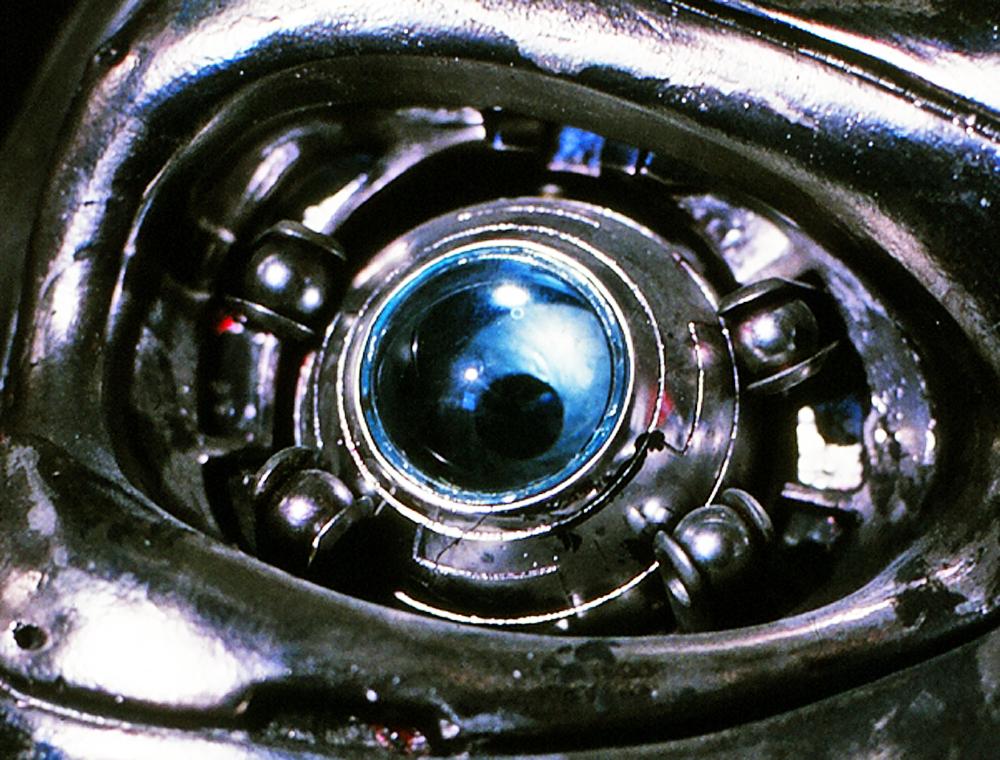 terminator 1984 eye