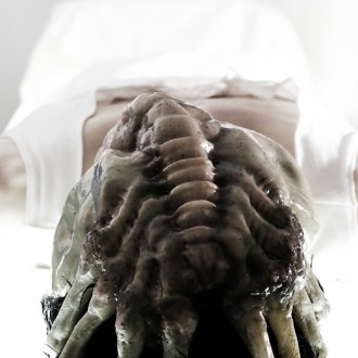 Facehugger Alien animatronic